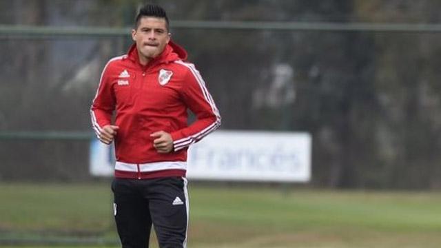 Jorge Moreira sufrió una lesión que lo deja afuera del choque ante Lanús