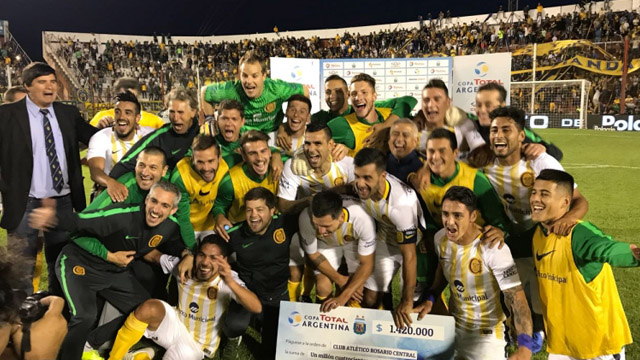 Rosario Central le dio vuelta el partido a Godoy Cruz y es Semifinalista de la Copa Argentina