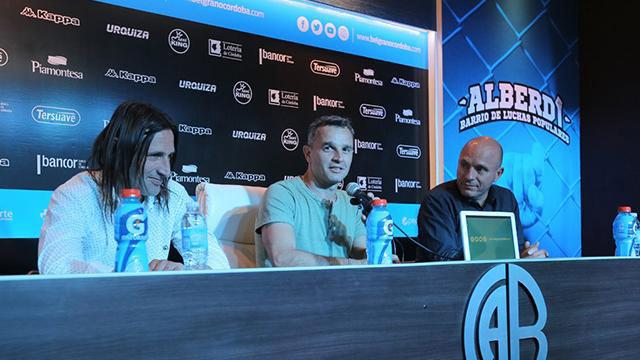 """""""No vengo a destruir lo hecho anteriormente en Belgrano"""", señaló Lavallén."""