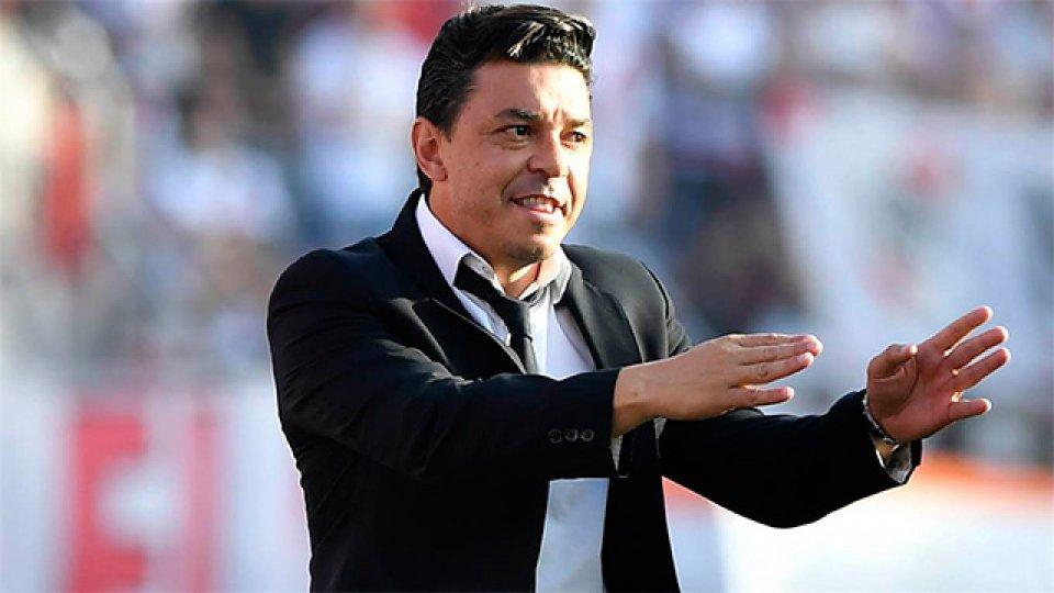 Gallardo y la Selección: