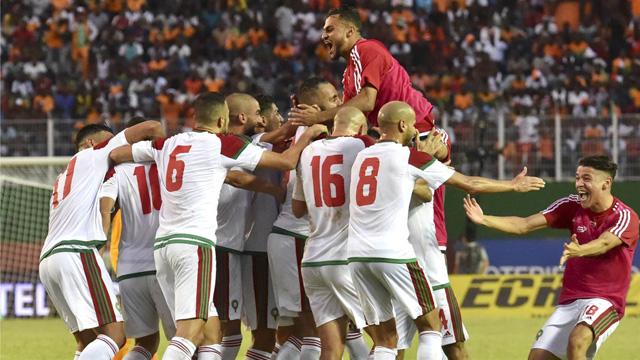 Marruecos y Túnez se quedaron con sus grupos en las Eliminatorias de África.