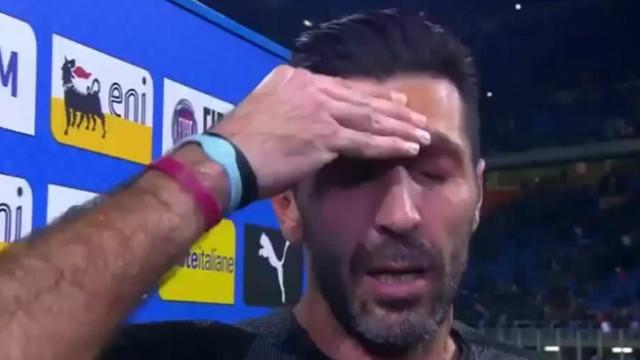 """""""Donnarumma y Perin no me harán extrañar"""", señaló Buffon. (Foto: www.marca.com)"""