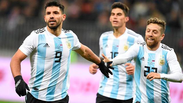 Argentina enfrenta a Nigeria en un nuevo amistoso preparatorio.