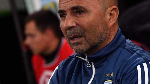 """""""Mi mayor preocupación fue el equipo en desventaja"""", dijo Sampa. (Foto: Olé)"""