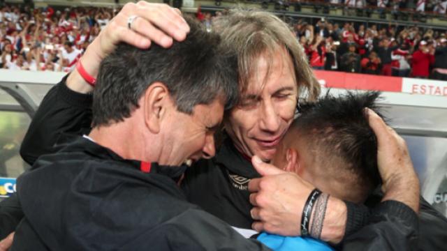 """""""Tenemos mucho por aprender"""", expresó el Tigre. (Foto: www.cb24.tv)"""