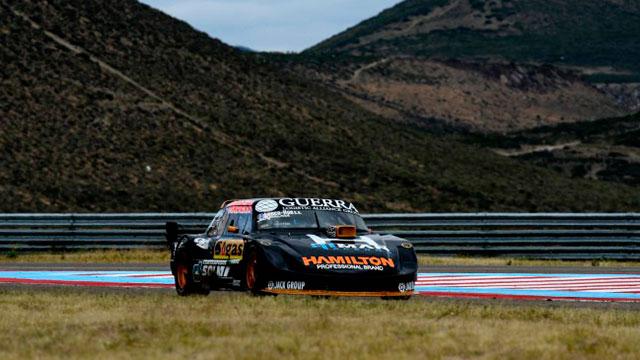Di Palma se quedó con pole en Comodoro Rivadavia. (Foto: Campeones)