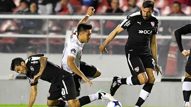 Independiente le dio otro golpe a River. (Foto: Olé)