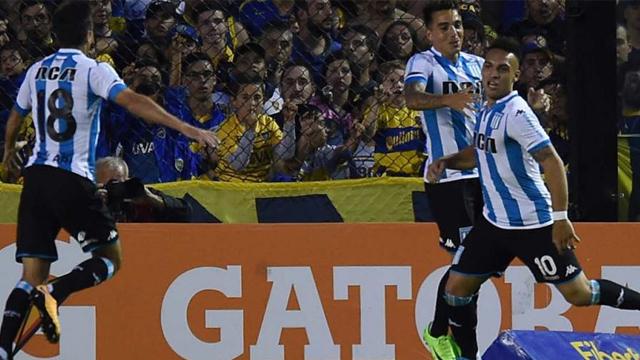 Racing rechazó una oferta de Boca por Lautaro Martínez.