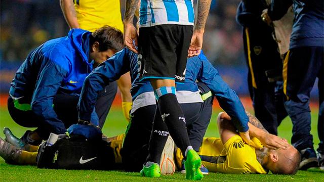 La peor noticia para Boca y la Selección: Benedetto se rompió los ligamentos cruzados