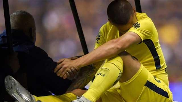Operan a Benedetto tras la grave lesión: ¿Cuándo volvería a jugar?