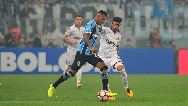 Copa Libertadores: Lanús y Gremio empatan en Porto Alegre por la ida de la final