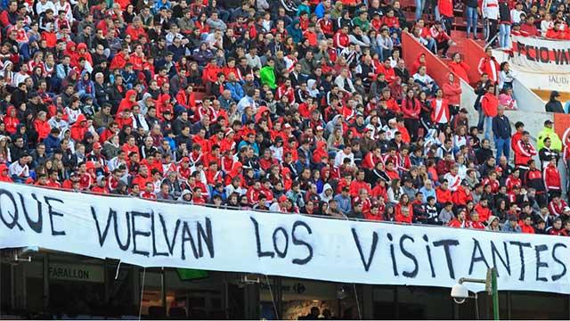 Superliga: cuál es el proyecto y las condiciones para que regresen los hinchas visitantes
