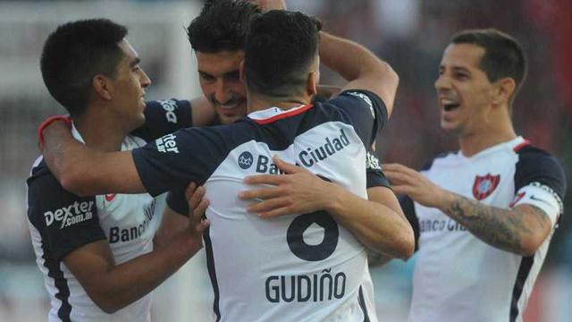San Lorenzo derrotó a Olimpo y cortó su racha negativa