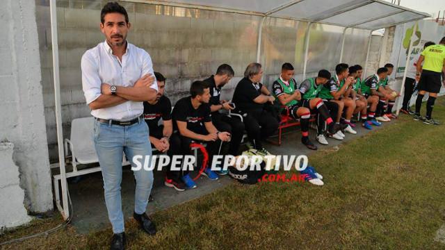 """""""Tomé la decisión de dejar la conducción de Chacarita"""", anunció Coyette."""