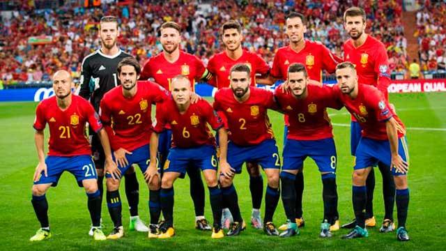 La FIFA amenaza con dejar a España sin el Mundial de Rusia.