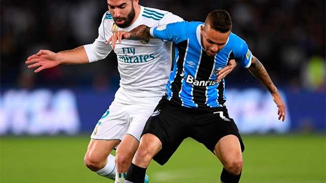 El Merengue venció por 1-0 a Gremio en la final del Mundial de Clubes.