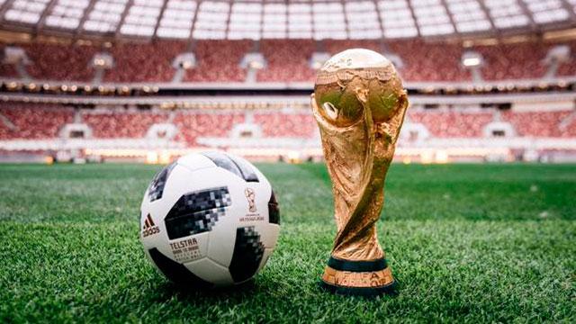 La pelota del Mundial de Rusia se usará también en la Superliga.