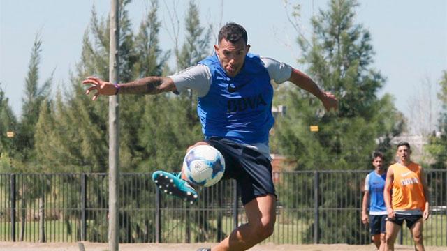Carlitos se prepara para su vuelta, que podría ser el domingo contra Aldosivi.