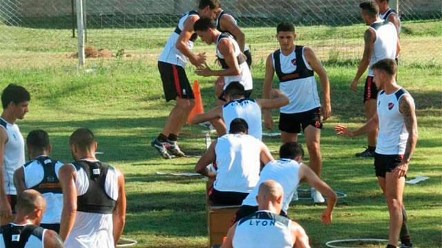 Patronato juega su primer amistoso de pretemporada ante Colón