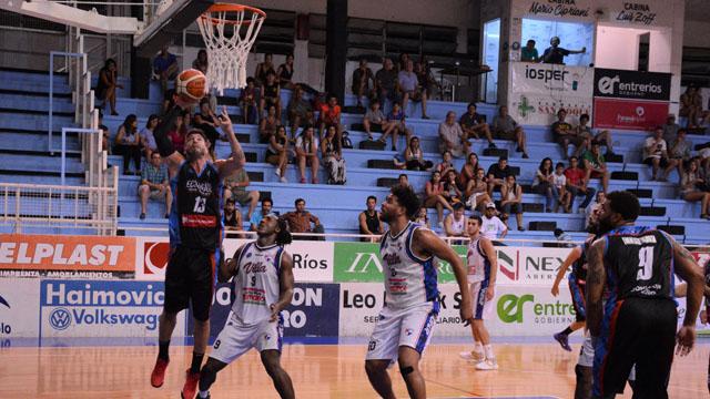 Echagüe arrancó el 2018 con una importante victoria.