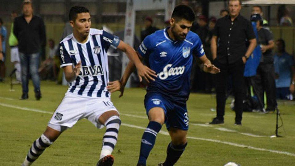 Atlético Tucumán le ganó por penales a Talleres.