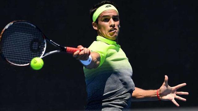 El nacido en Merlo será uno de los seis argentinos en el Torneo de Buenos Aires.