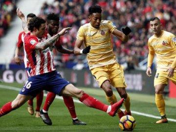 Atlético de Madrid empató ante Girona y no pudo acercarse a la punta