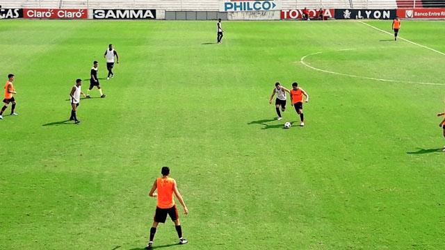 Patronato cerró sus amistosos con un empate y una goleada ante Juventud Unida