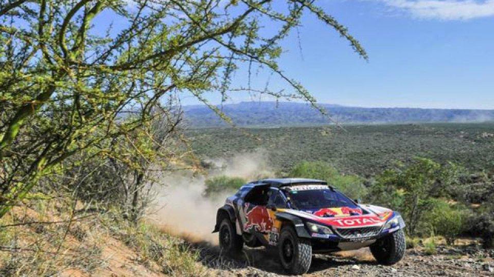 Dakar 2018: el español Carlos Sainz volvió a coronarse campeón