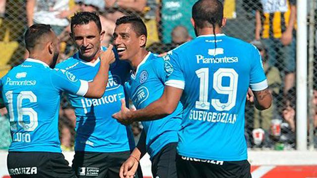 El Celeste le arrebató el lugar a Colón en la clasificación a la Sudamericana.