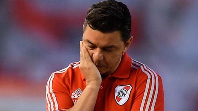 """""""River no es el dueño de Gallardo y si la AFA lo quiere debe conversar con él""""."""