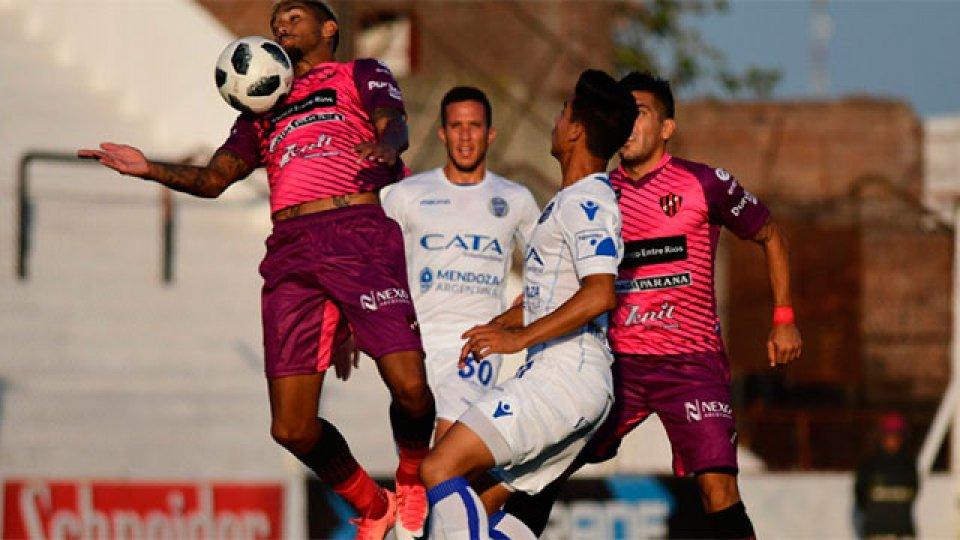 Patronato juega el sábado 21.30 ante Vélez.