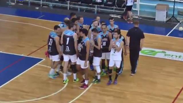 Liga A2: Echagüe derrotó a la Selección Argentina Menor en el Luis Butta