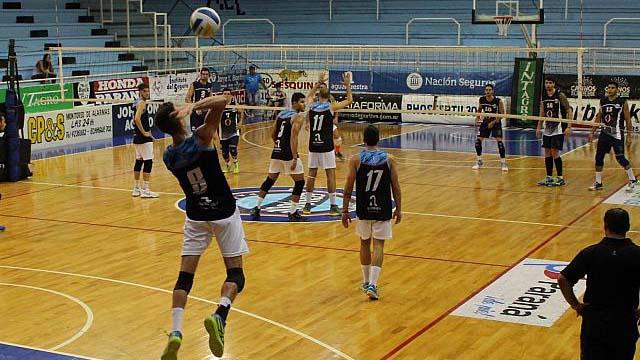 El AEC quedó cuarto en la Zona C y jugará en cancha de Policial de Formosa.