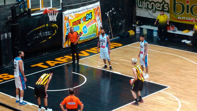 Echagüe se recuperó y volvió al triunfo en Tucumán.
