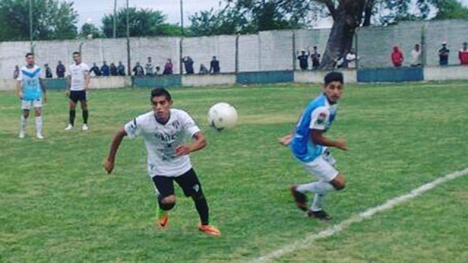 Sportivo Urquiza empató 0-0 con Atlético Diamantino. (Foto: Minuto a Minuto)