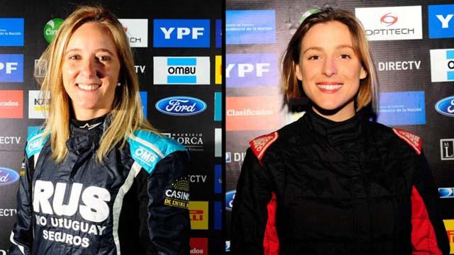 Cutro y Pita será el primer equipo femenino.