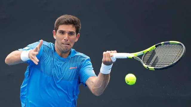 Delbonis debutó con victoria en el Argentina Open.