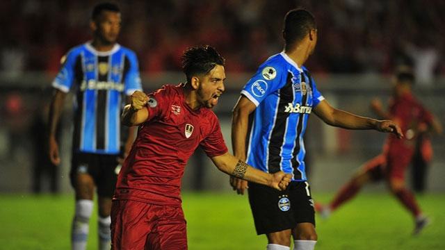 Independiente buscará para dar el golpe ante Gremio en la definición de la Recopa