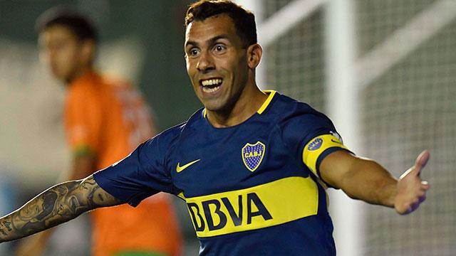 Con gol de Tevez, Boca supera a Banfield y estira diferencias en la punta