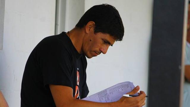 Gabriel Graciani será el entrenador de Reserva.