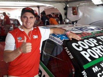 Werner giró en Paraná con el Fiat Tipo con vistas al arranque del Turismo Nacional