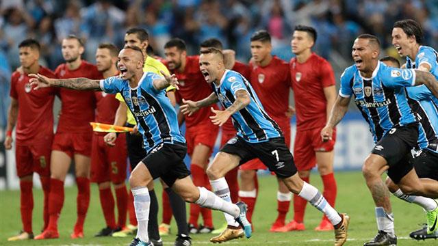 Independiente no pudo en los penales y Gremio se quedó con la Recopa Sudamericana