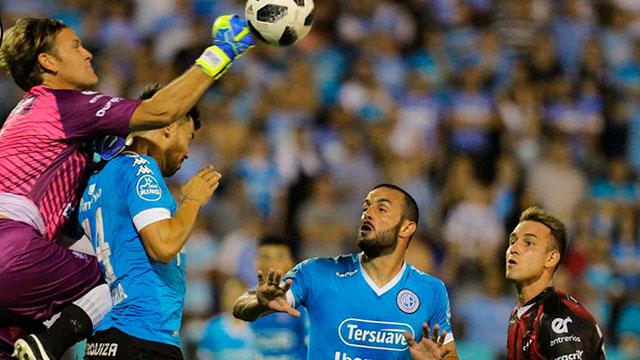 Buen empate de Patronato en Córdoba. (Foto: Sitio Oficial Club Blegrano)