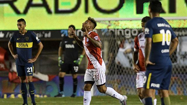 Argentinos le ganó con claridad a Boca y le sacó el invicto