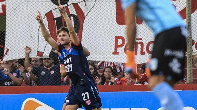 Con los goles de sus delanteros, Unión volvió a festejar.