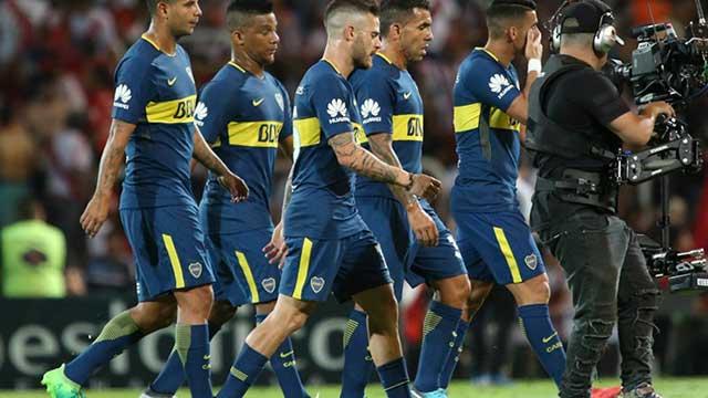 Boca: El enojo de Daniel Angelici con el plantel tras la derrota ante River