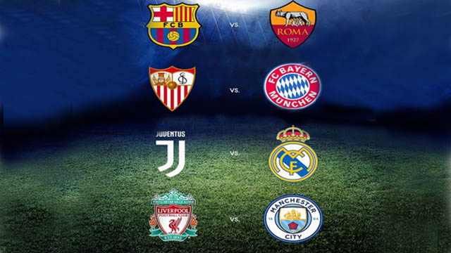 Se definieron los Cuartos de Final de la Champions League ...