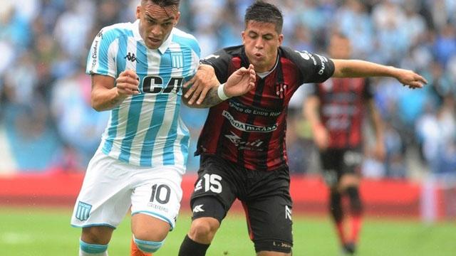 Superliga: Patronato sufre el poderío de Racing y pierde en Avellaneda