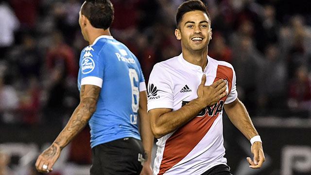 Con goles de Pity y Nacho la Banda superó el Celestre en Núñez.